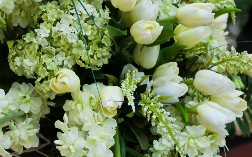 Sympathy and Funeral Service Flowers