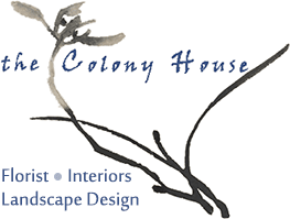 The Colony House Florist, Interiors, and Landscape Design in Shreveport, LA