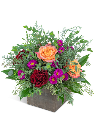 Hearth and Haven from The Colony House, your florist in Shreveport, LA