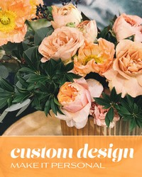 Custom Design from The Colony House, your florist in Shreveport, LA