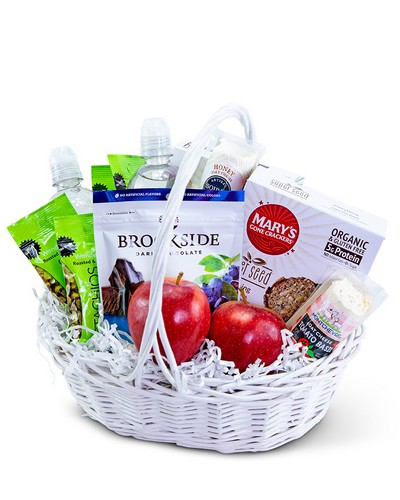 Health Nut Basket from The Colony House, your florist in Shreveport, LA