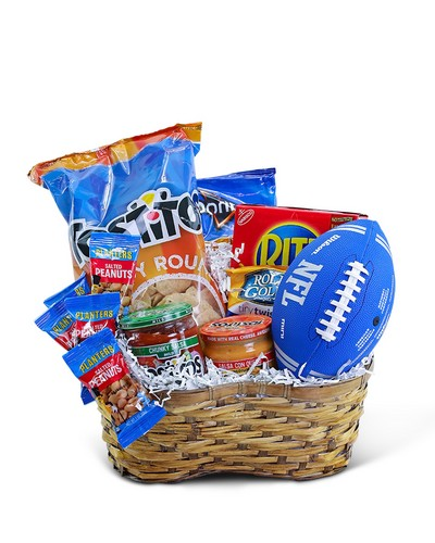 Touchdown Basket from The Colony House, your florist in Shreveport, LA