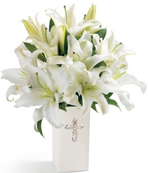Faithful Blessings Bouquet from The Colony House, your florist in Shreveport, LA
