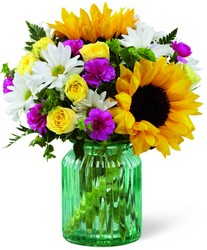 Sunlit Meadows Bouquet by Better Homes and Gardens from The Colony House, your florist in Shreveport, LA