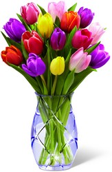 Spring Tulip Bouquet by Better Homes and Gardens from The Colony House, your florist in Shreveport, LA