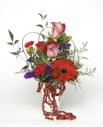 Red Hot Romance from The Colony House, your florist in Shreveport, LA