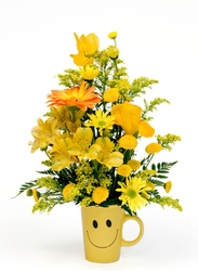 Happy Day! from The Colony House, your florist in Shreveport, LA