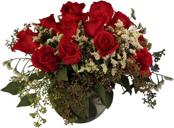 The Rose Bowl from The Colony House, your florist in Shreveport, LA