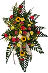 An Elegant Memorial from The Colony House, your florist in Shreveport, LA