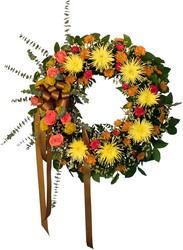 Sympathy Wreath from The Colony House, your florist in Shreveport, LA