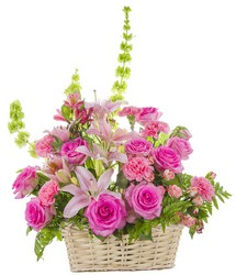 Garden in Pink from The Colony House, your florist in Shreveport, LA
