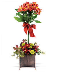 Rustic Garden Bouquet from The Colony House, your florist in Shreveport, LA