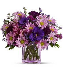 Lovely Lavender Bouquet from The Colony House, your florist in Shreveport, LA